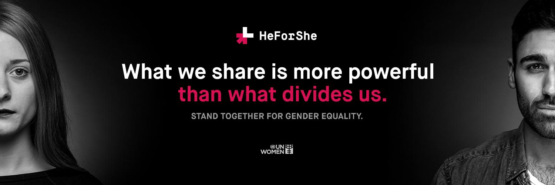 HeForShe - Oranssipäivä