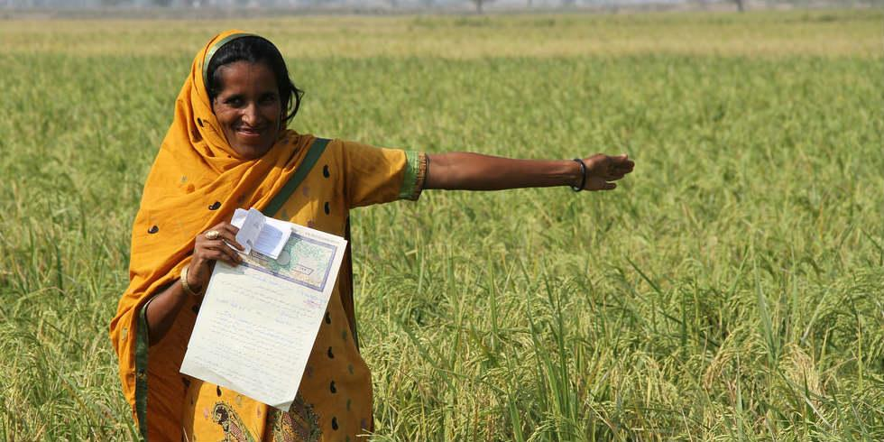Maaseudun naisten rooli huomioitava ilmastokestävyydessä