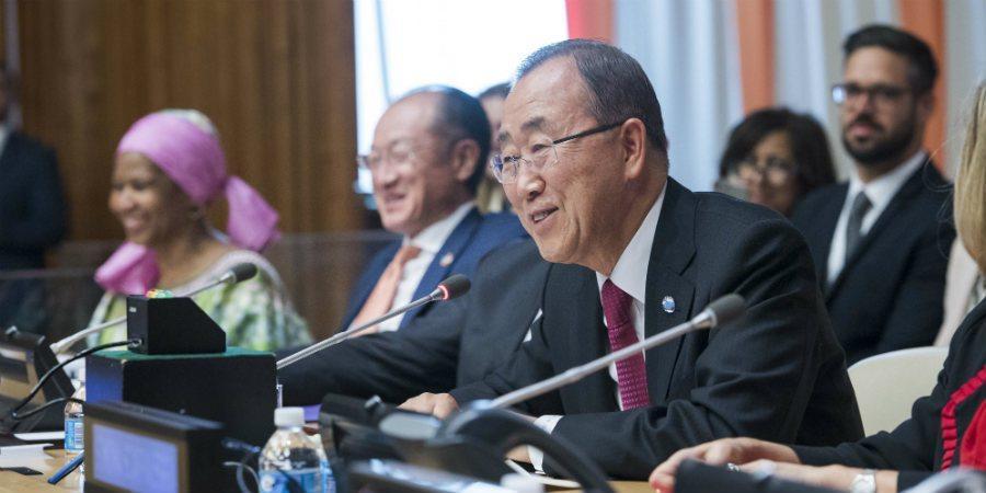 YK:n pääsihteeri on feministi