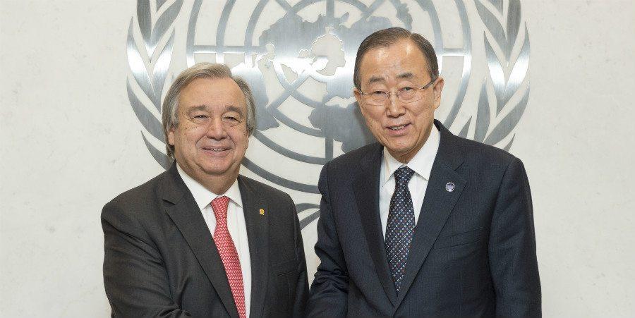 Ban Ki-moon: yhdeksännellä miespääsihteerillä on erityisvastuu naisten asemasta ja oikeuksista