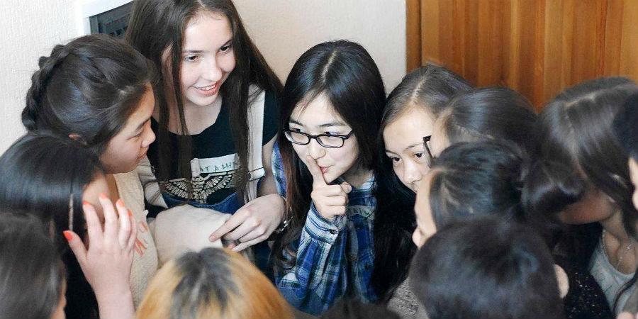 Nuorissa on voimaa! Näin tasa-arvo etenee Kirgisiassa