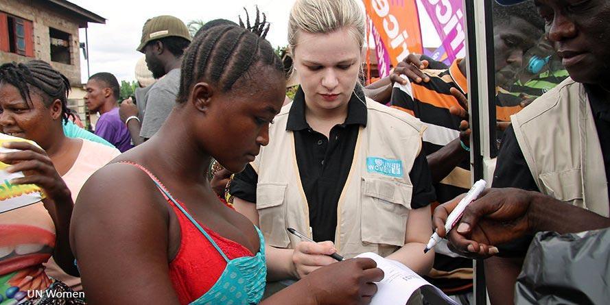 Sierra Leone: suomalaisten apu tavoittaa heikoimmassa asemassa olevat naiset