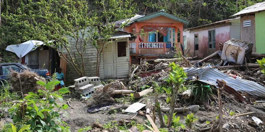 Dominican naiset hurrikaanin jälkeen: ei almuja, vaan tukea nousta omille jaloilleen