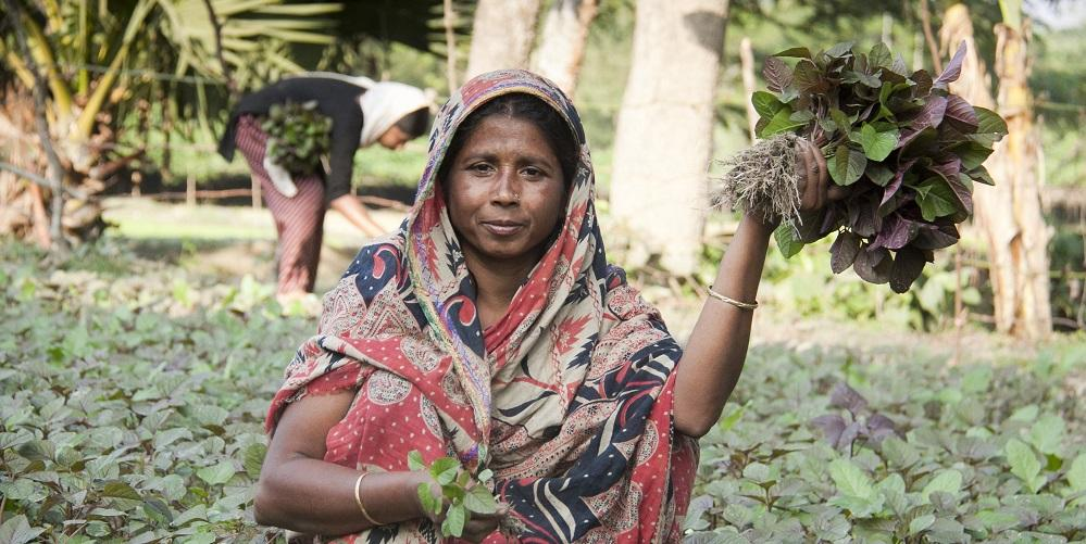 Mutavyöryjen jälkeen – Bangladeshin naiset varautuneita katastrofin iskiessä