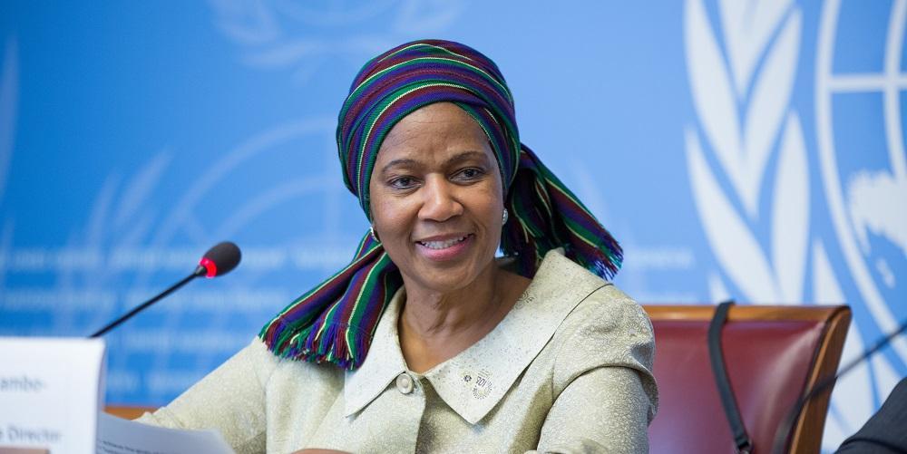 UN Womenin pääjohtaja Phumzile Mlambo-Ngcuka vierailee Suomessa