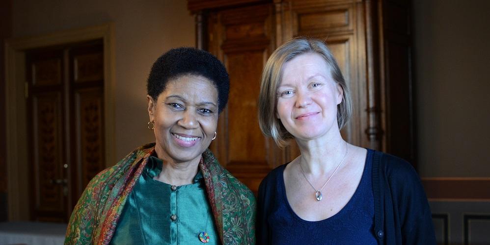 UN Womenin pääjohtaja kiitti suomalaisia kumppanuudesta tasa-arvon edistämiseksi