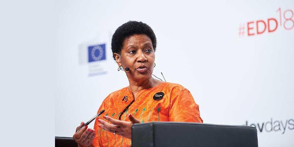 UN Women vahvasti esillä Euroopan kehityspäivillä