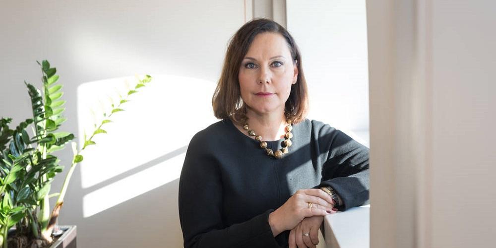 """Anne-Mari Virolainen: """"UN Women on täydellinen kumppani"""""""